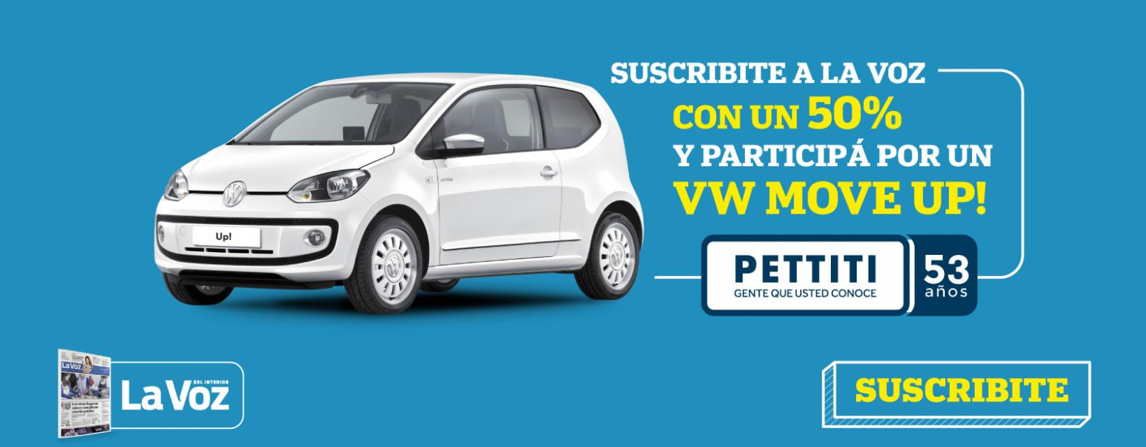 Captura + VW Move Up! BANNER