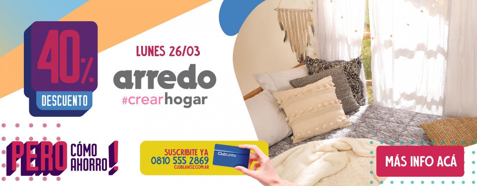 Arredo1 banner