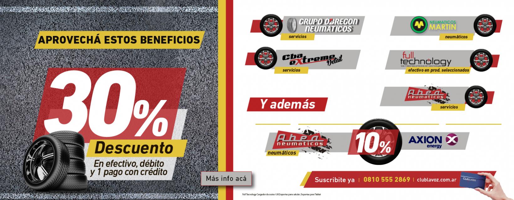 Especial Automotor banner