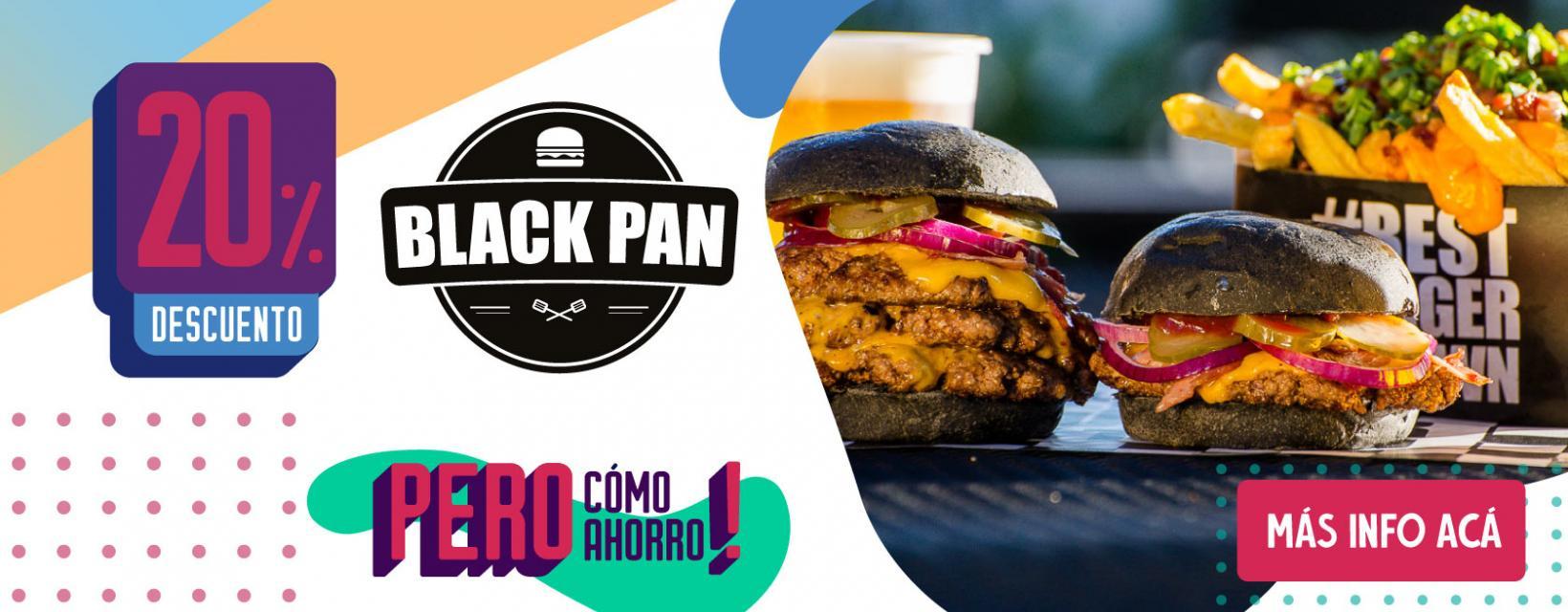 Black Pan BANNER