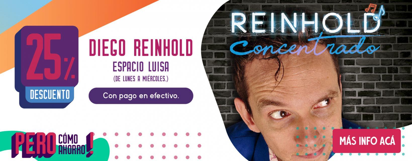 Diego Reinhold - Banner