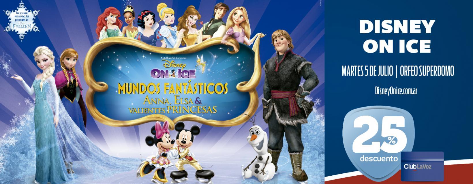 Disney On Ice 2016 BANNER