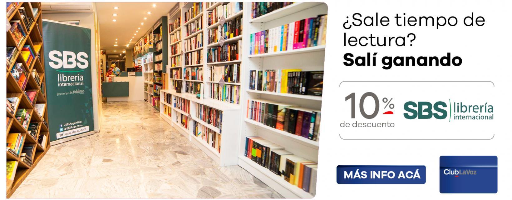 SBS Libreria BANNER