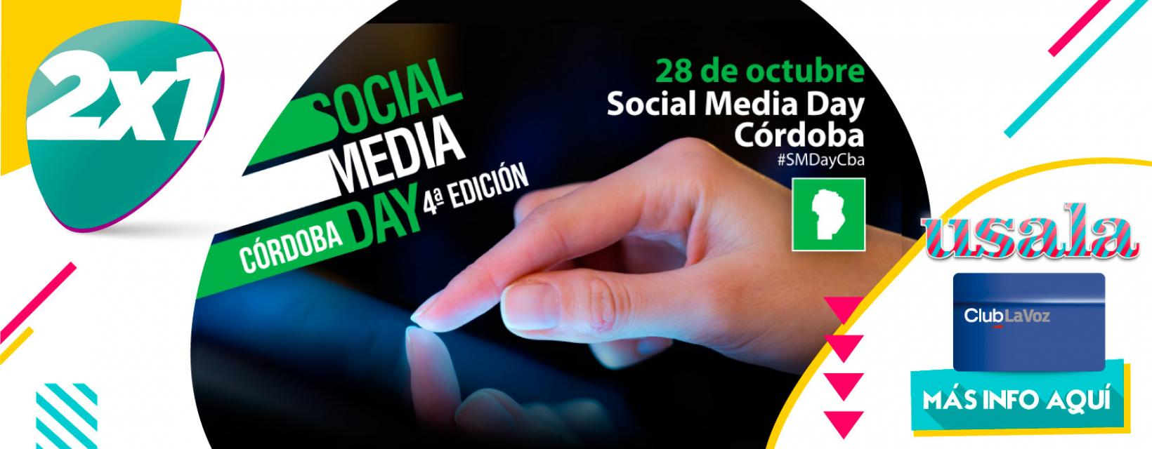 Social Media Day 2016 BANNER