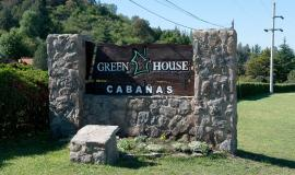 Cabañas Green House
