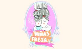 Niñas Fresa