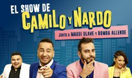 ¡Ganadoras de la Experiencia Autoentrada para ver El Show de Camilo y Nardo!