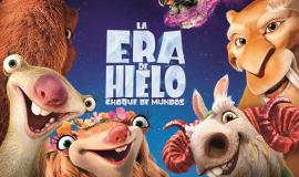 """¡Ganadores de entradas para la Avant Premiere de """"La Era de Hielo""""!"""