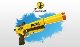 ¡Ganador del lanzador Nerf Fortnite!