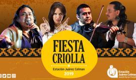 ¡Ganadores entradas para la Fiesta Criolla 2019!