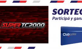 ¡Ganadores de entradas para el Súper TC 2000!