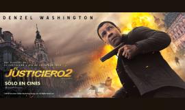 """¡Ganadores de la Avant Premiere """"El Justiciero 2""""!"""