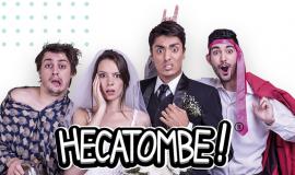 ¡Boda por la borda! Ganadoras de entradas para el show de Hecatombe