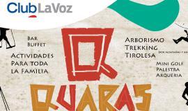 Regalo de Reyes: ¡ganador de un pase al parque Las Quara!