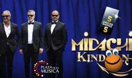 Ganadores de entradas para divertirse con Midachi