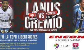 Ganador: Final de la Copa Libertadores de América