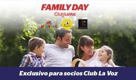¡Ganador Family Day!