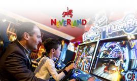 Ganadores del sorteo: máxima diversión en Neverland