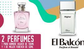 ¡Ganadores de los perfumes de El Balcón!