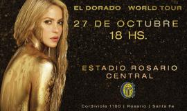 ¡Ganadoras de entradas para el show de Shakira!