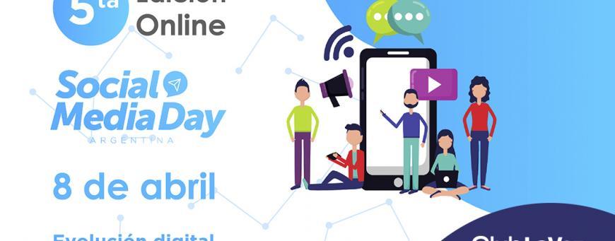 ¡Estos son los 10 ganadores para el Social Media Day Argentina 2021!