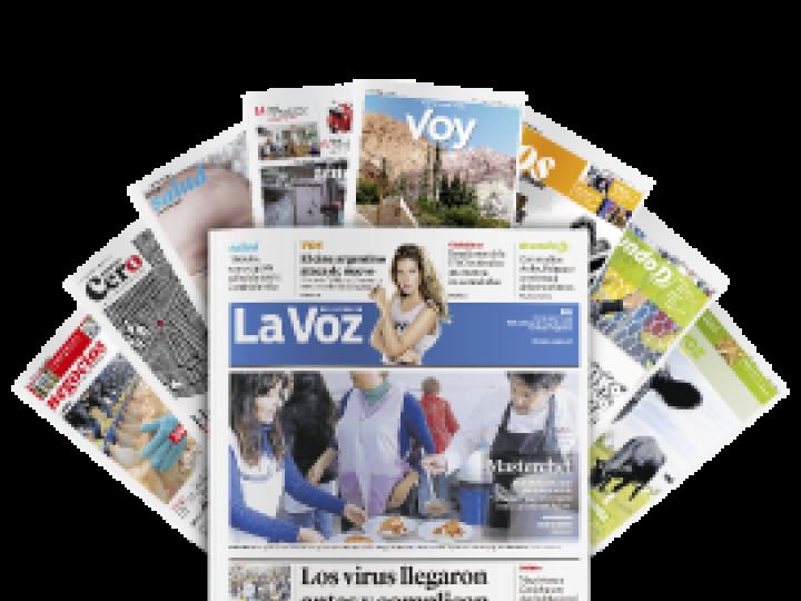 50% de descuento en COMBO DEPORTE Y SALUD: La Voz de Domingo y Lunes + Club La Voz = $38,50 semanales.